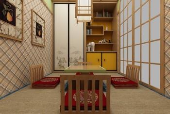 90㎡日式房太气派,梦想中的样子!
